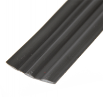Фото Привал плоский (60 мм) на дно черный