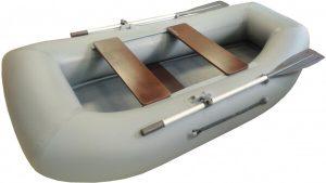 Лодка ПВХ Адмирал 240 надувная гребная