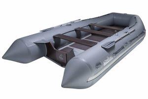 Лодка ПВХ Адмирал 450 надувная под мотор