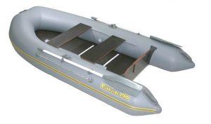 Лодка ПВХ CatFish (КэтФиш) 290 надувная под мотор