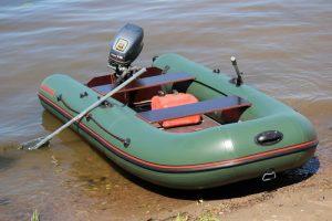 Лодка ПВХ CatFish (КэтФиш) 340 надувная под мотор