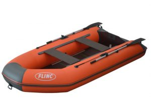 Лодка ПВХ Флинк (Flinc) FT320K надувная под мотор