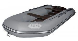 Лодка ПВХ Флинк (Flinc) FT360L надувная под мотор