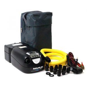 Электрический насос Marlin GP-80 BD (со встроенным аккумулятором)
