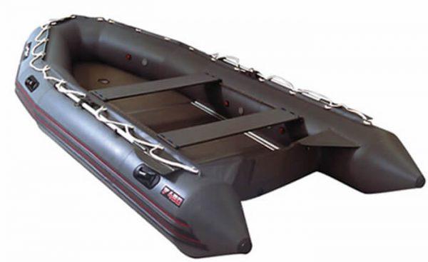 Фото лодки Фаворит F-420