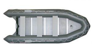 Лодка ПВХ Фаворит F-500 надувная под мотор