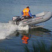 Фото лодки Касатка KS 385 Marine