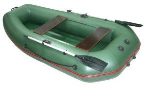 Лодка ПВХ Мурена 270 надувная гребная