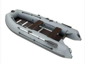 Лодка ПВХ Сапсан SN 360 надувная под мотор
