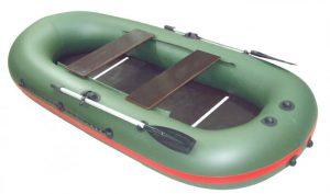 Лодка ПВХ Туз (TUZ) 280 надувная гребная