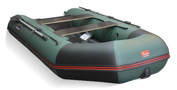 Фото лодки Хантер 320 ЛКА
