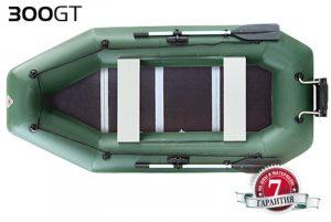 Лодка ПВХ Юкона (YUKONA) 300 GT надувная гребная