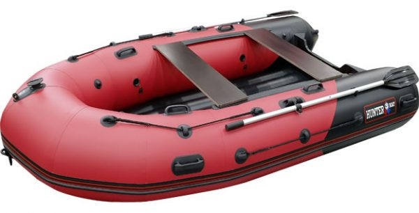 Фото лодки Хантер 330 ПРО